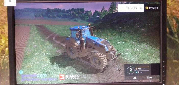 Jälleen uusia kuvia julki Farming Simulator 15 pelistä!