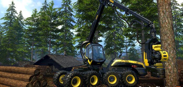 Lisää makupaloja tulevasta Farming Simulator 15 pelistä!